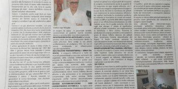 OZONOTERAPIA, UNA PREZIOSA RISORSA TERAPEUTICA.